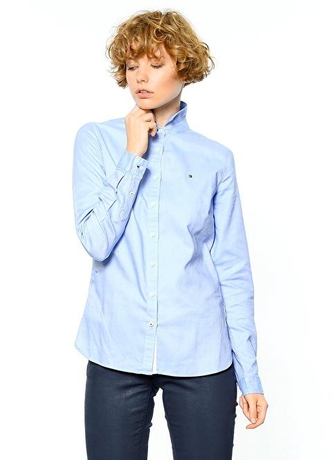 Tommy Hilfiger Gömlek Mavi